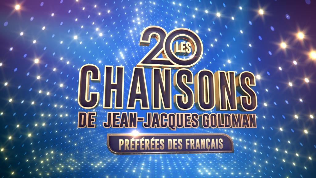 Logo 20 Chansons de JJ. Goldman Préférées des Français