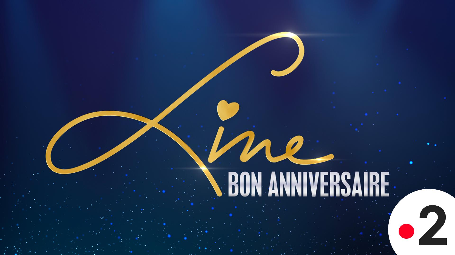 Affiche Bon Anniversaire Line