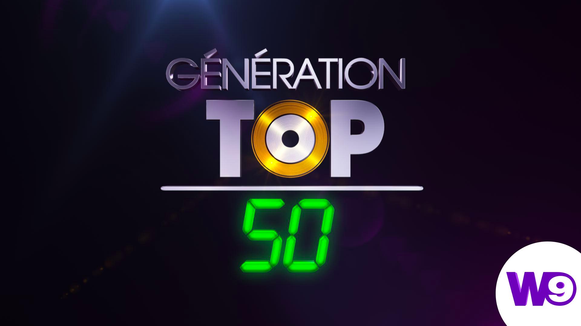 Affiche Génération Top 50