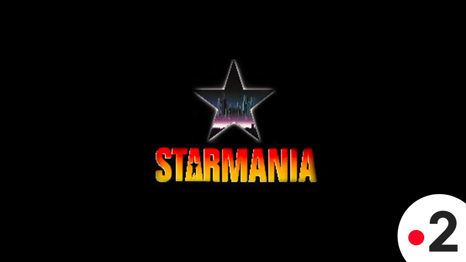 Affiche Starmania