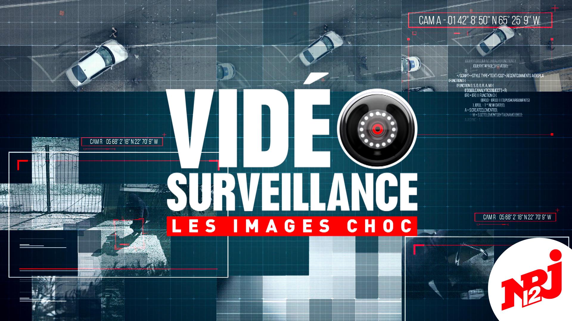 Affiche Vidéosurveillance