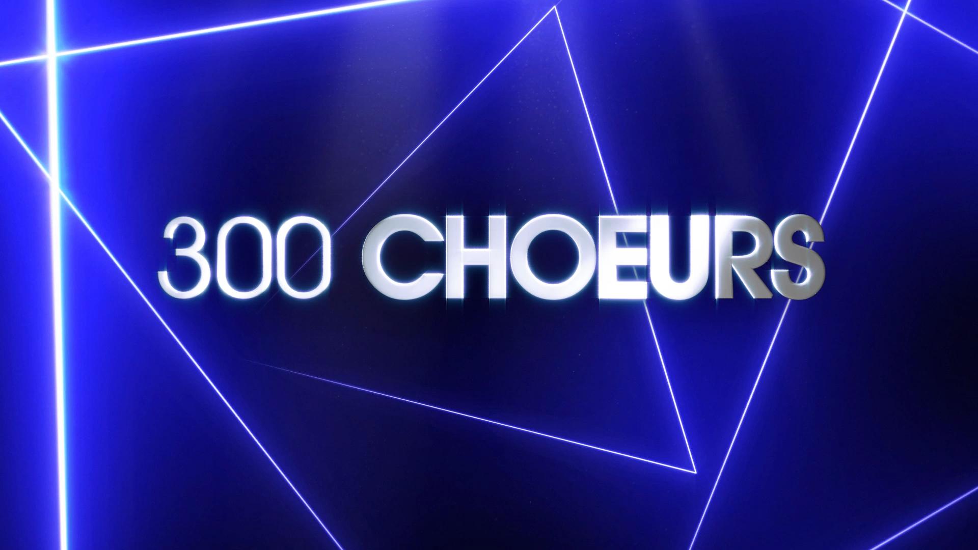 Logo 300 Choeurs