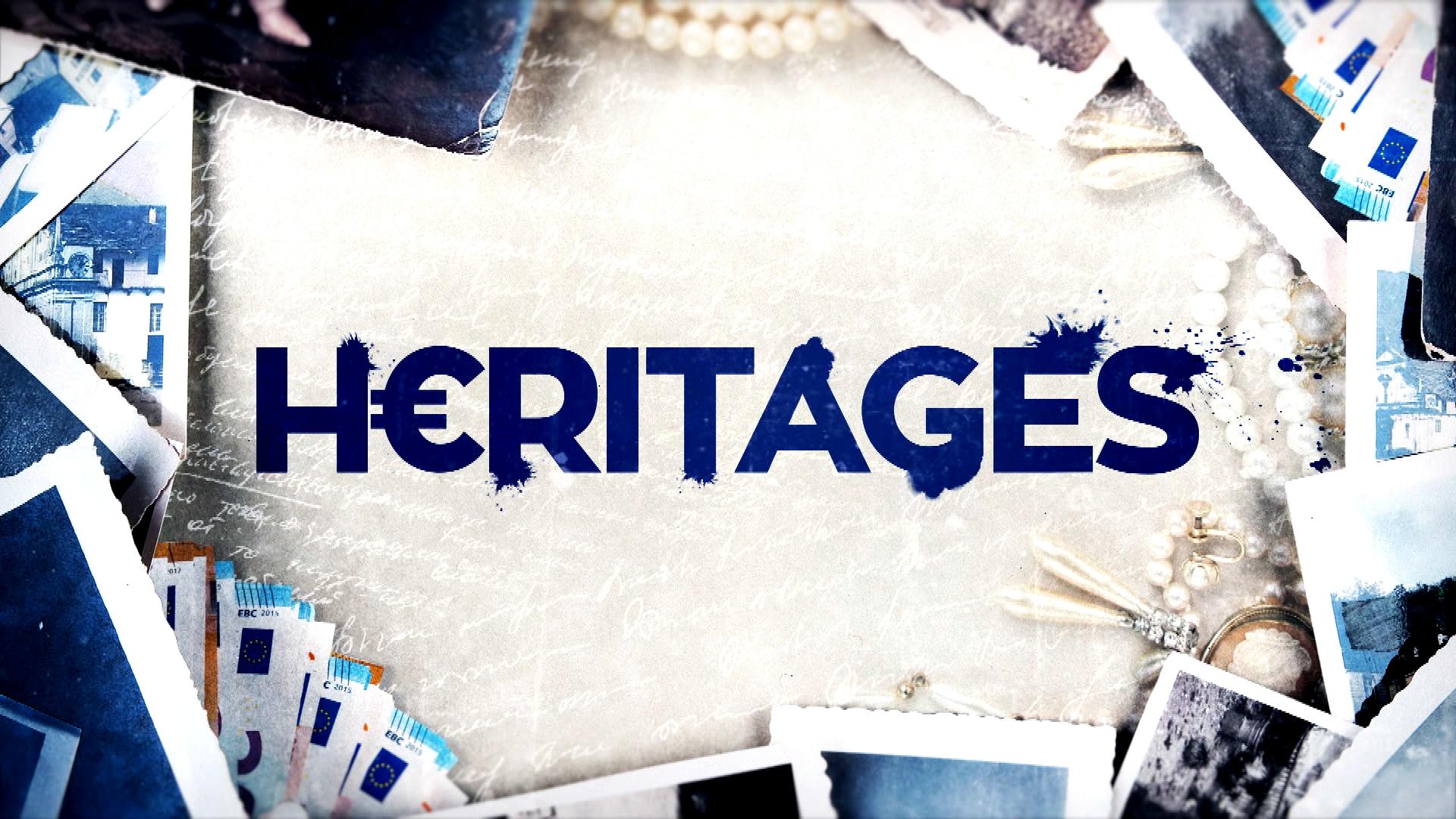 Logo Héritages
