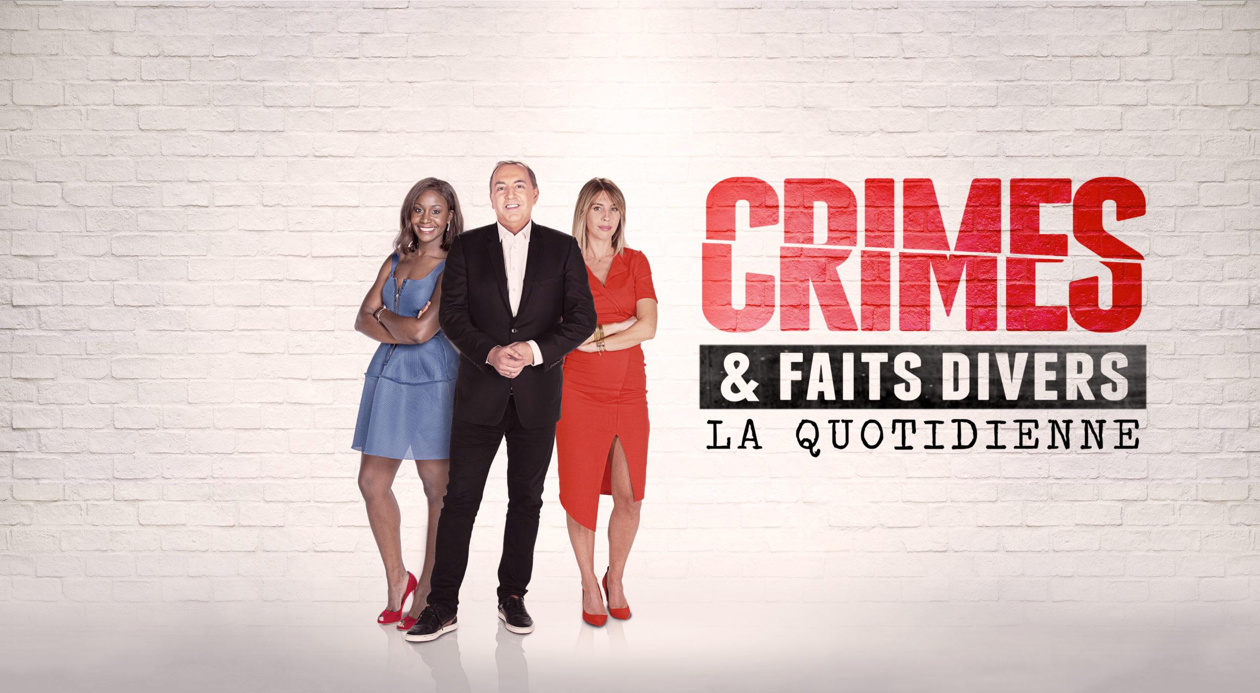 4ème saison de Crimes et Faits Divers : La Quotidienne