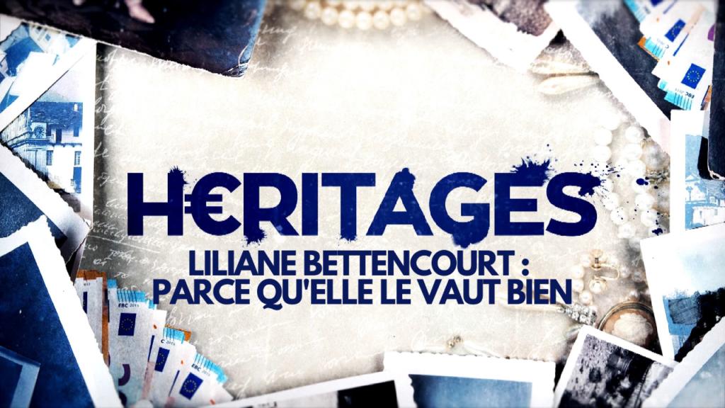 Logo Héritages Liliane Bettencourt